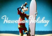 affiche vacances hawaii walt disney animation studios poster hawaiian holiday