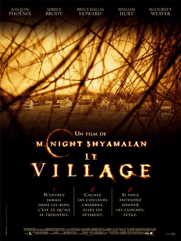 Disney Touchstone affiche-village