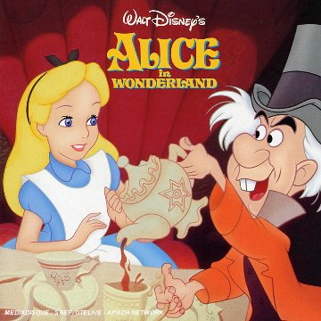 alice pays merveilles Disney bande originale soundtrack album wonderland