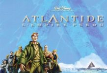 atlantide empire perdu Disney bande originale soundtrack album atlantis lost empire