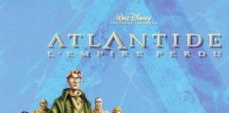 atlantide empire perdu Disney bande originale soundtrack album atlantis lost empire