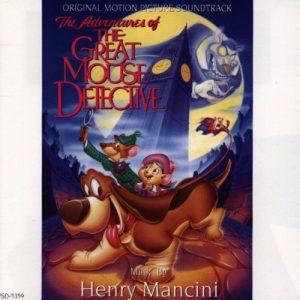 basil detective prive Disney bande originale soundtrack album great mouse