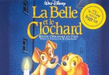 belle clochard Disney bande originale soundtrack album lady tramp