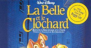 belle clochard Disney bande originale soundtrack album lady tramp
