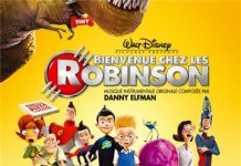 bienvenue robinson Disney bande originale soundtrack album meet