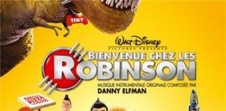 bienvenue robinson Disney bande originale soundtrack album meet