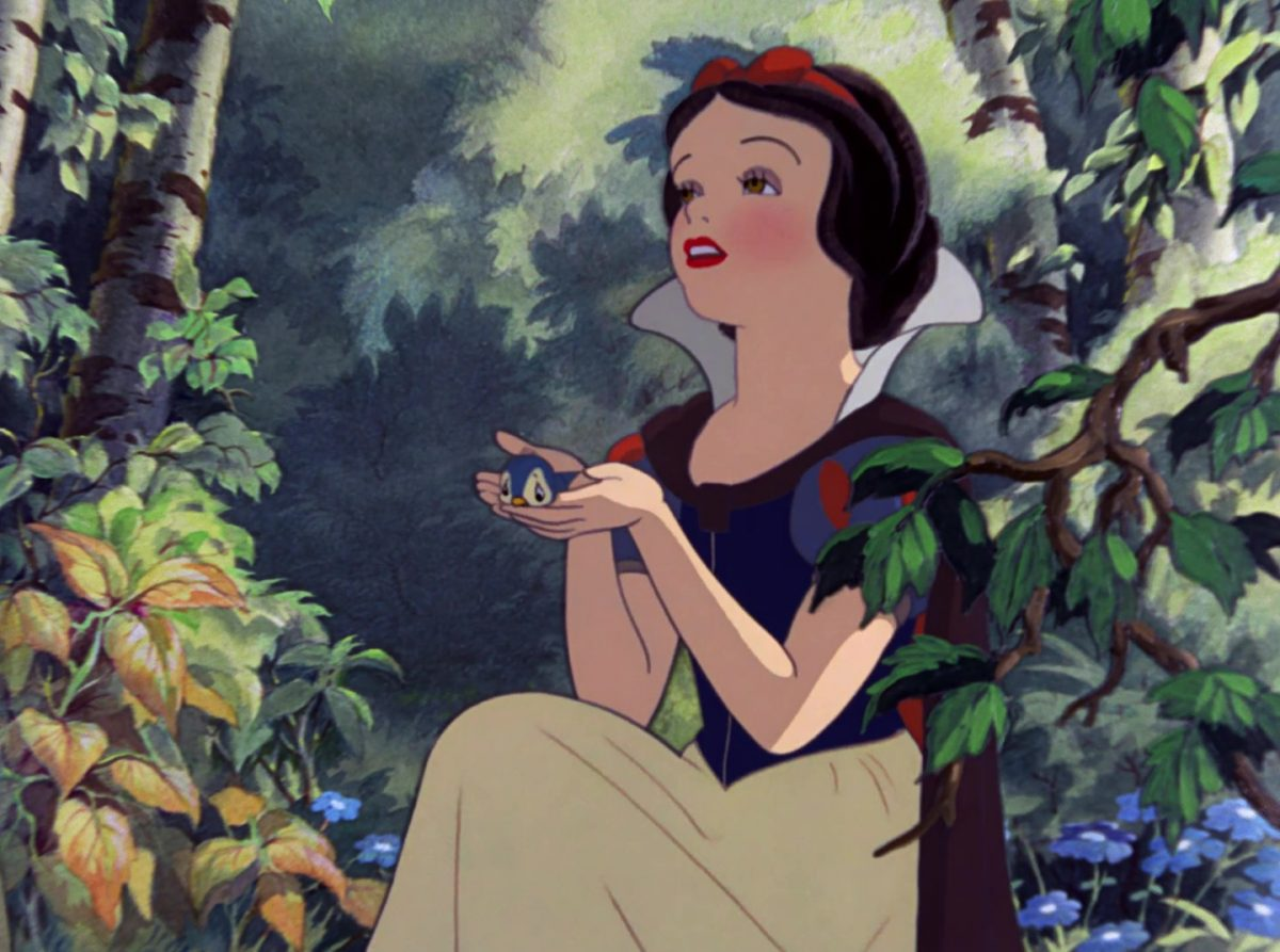 disney personnage character blanche-neige sept nains snow white seven dwarfs