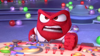 colère anger pixar disney character personnage vice-versa inside out