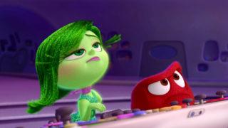 dégoût disgust pixar disney character personnage vice-versa inside out