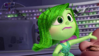 dégoût disgust pixar disney character personnage vice-versa inside out