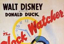 donald emballeur Walt Disney Animation studio Disney poster affiche