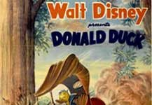 donald grand espace wide open spaces Walt Disney Animation studio Disney poster affiche