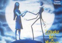 etrange noel monsieur jack nightmare before christmas Disney bande originale soundtrack album