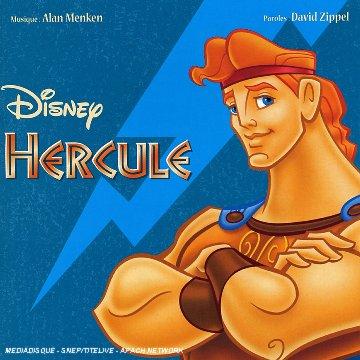 hercule Disney bande originale soundtrack album