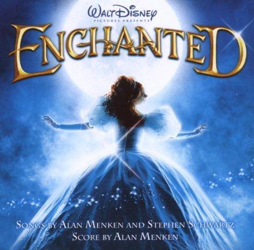 il était une fois Disney bande originale soundtrack album enchanted