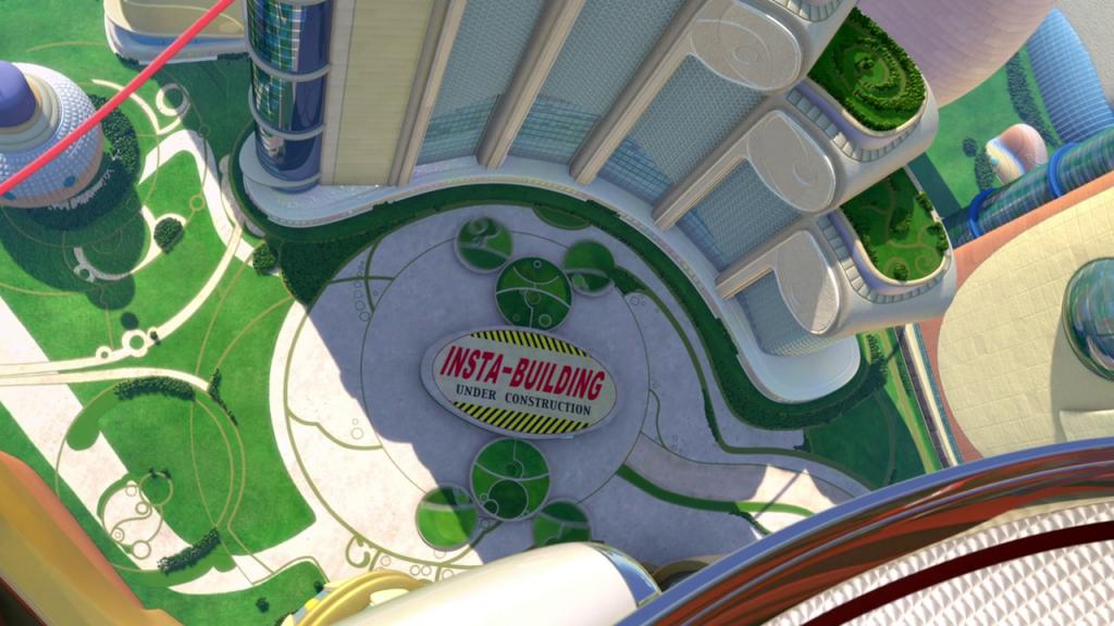 Disney clin d'oeil easter eggs bienvenue chez les robinsons meet