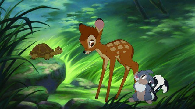 Image bambi 2 prince forest disney disneytoon