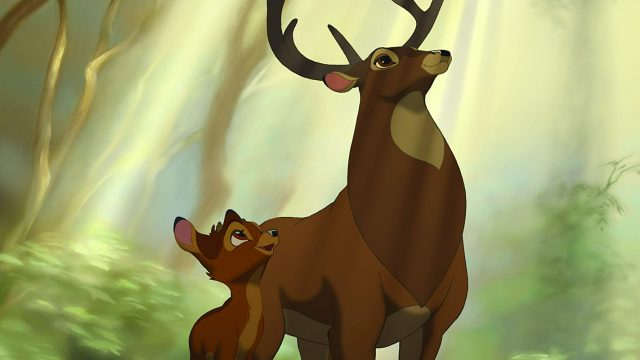 Image bambi 2 prince forest disney disneytoon