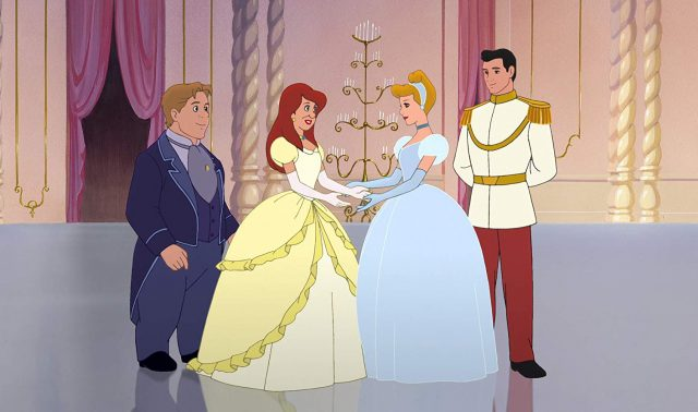 Image cendrillon 2 cinderella dreams come true disney disneytoon