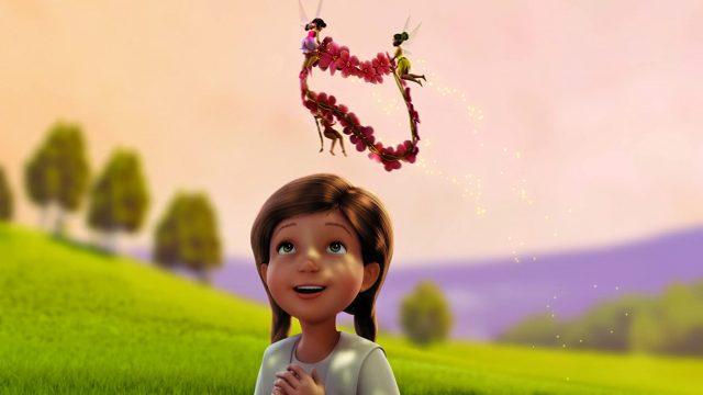 image clochette expédition féerique tinkerbell great fairy rescue disney