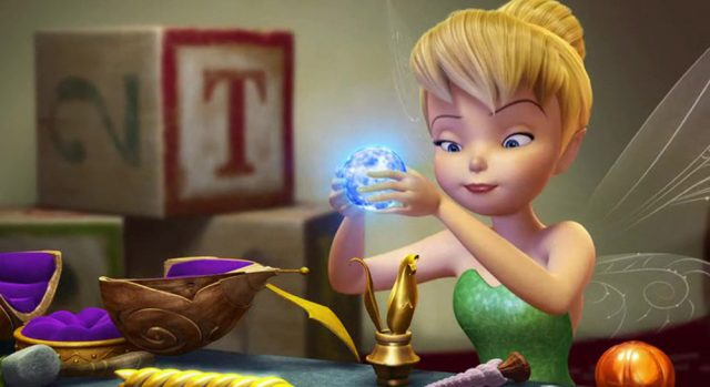 image clochette pierre lune tinker bell lost treasure disney