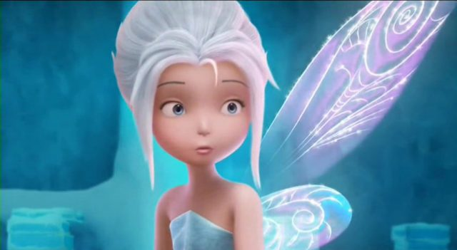 image clochette secret fées wings disney
