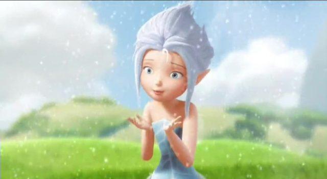 image clochette secret fées wings disney