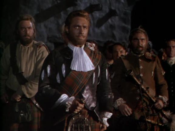 Image échec roi rob roy highland rogue disney