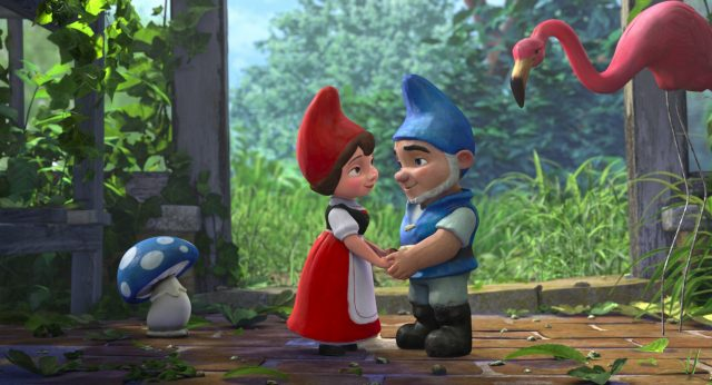 Images Gnoméo Juliette Disney Touchstone Miramax