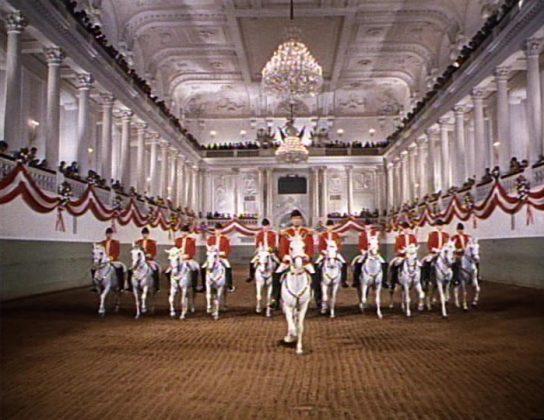 Image grand retour Miracle White Stallions disney