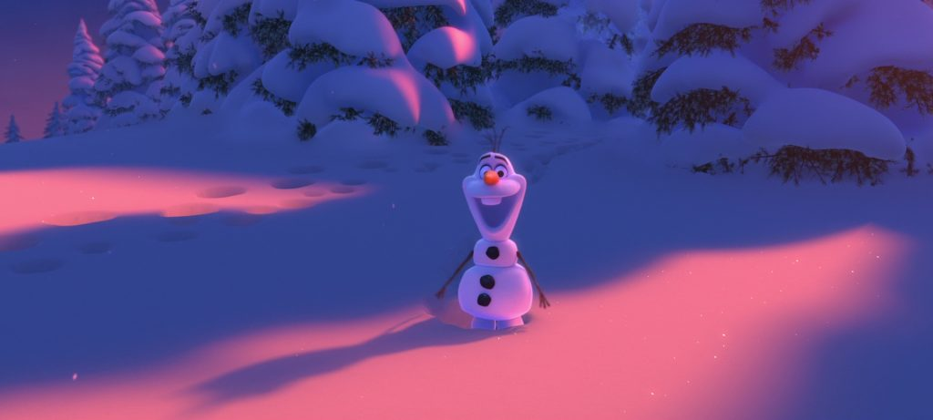 image la reine des neiges disney frozen animation