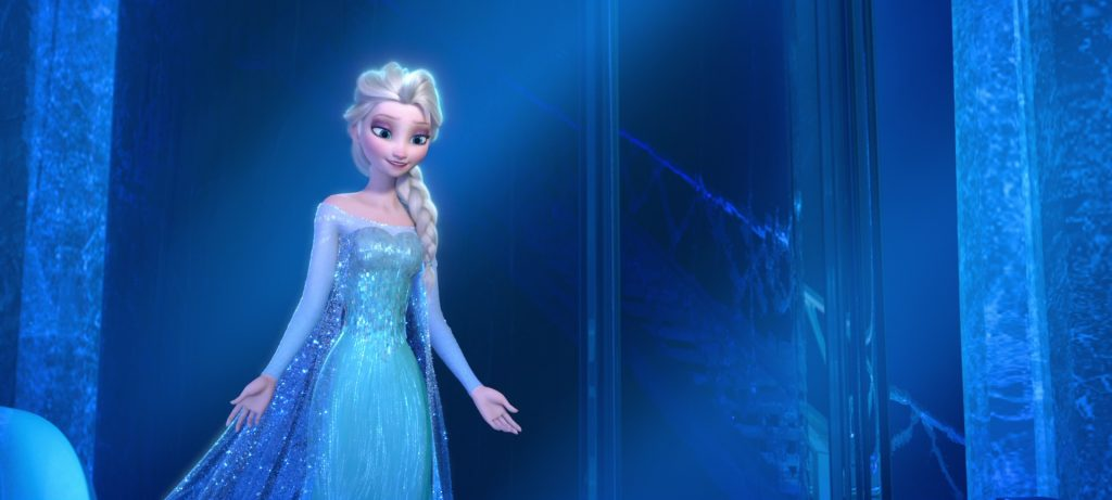 image la reine des neiges disney frozen animation
