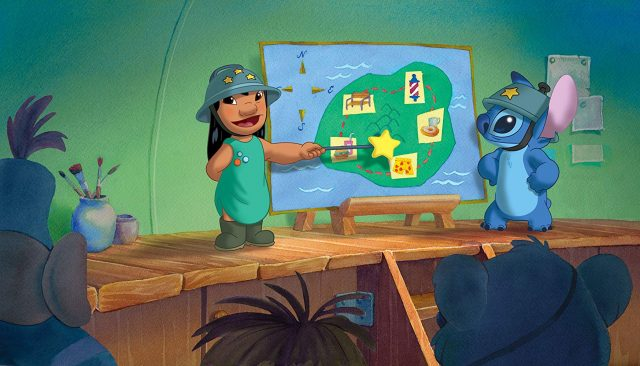 Image lilo stitch 2 glitch hawai probleme disney disneytoon