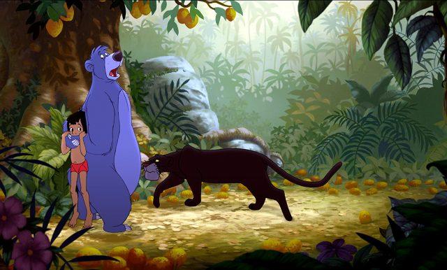 image livre jungle book 2 disney