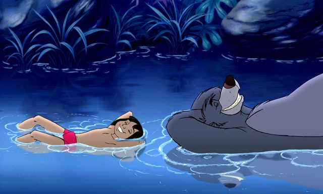 image livre jungle book 2 disney