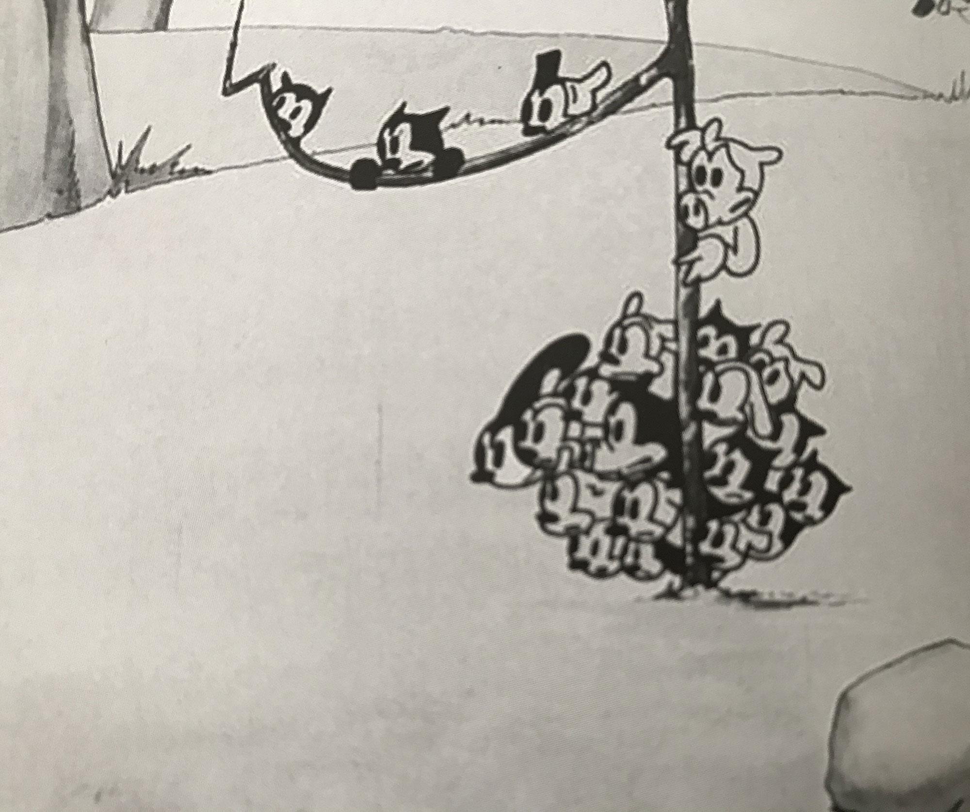 image ol swimmin hole disney oswald