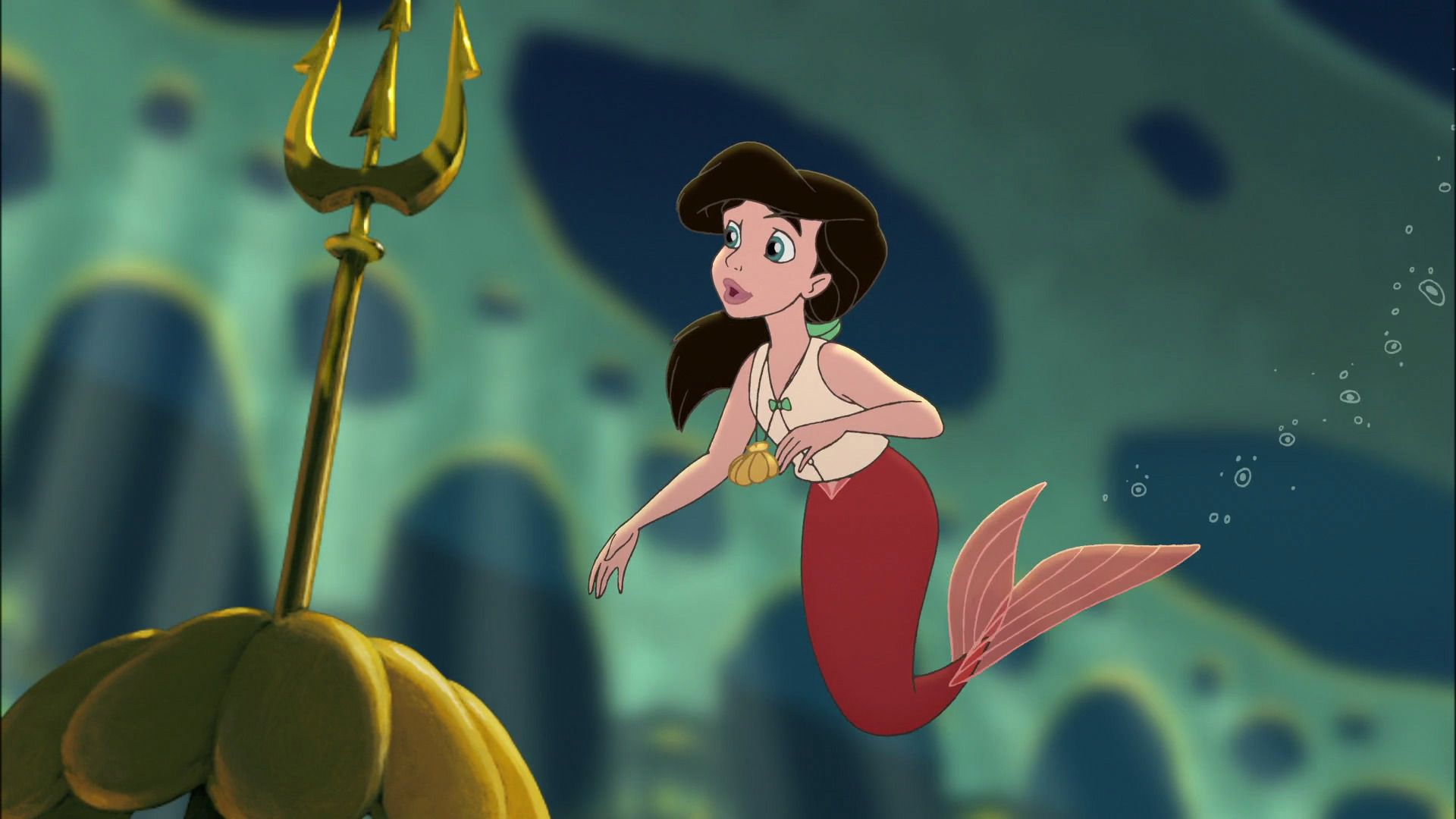 Image petite sirène 2 retour océan little mermaid return sea disney disneytoon