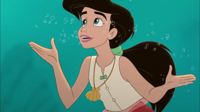 Image petite sirène 2 retour océan little mermaid return sea disney disneytoon