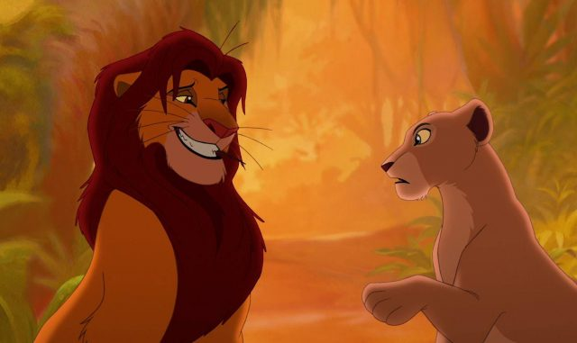 Image roi lion 3 king hakuna matata 1/2 disney disneytoon