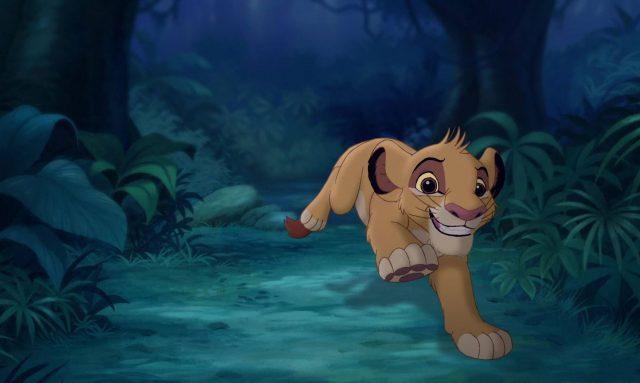 Image roi lion 3 king hakuna matata 1/2 disney disneytoon