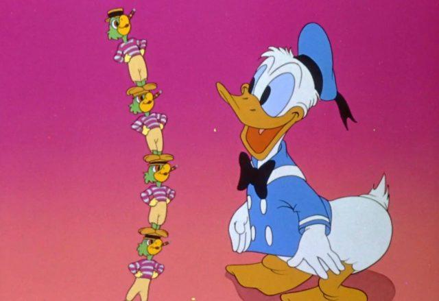 image trois caballeros Disney Three