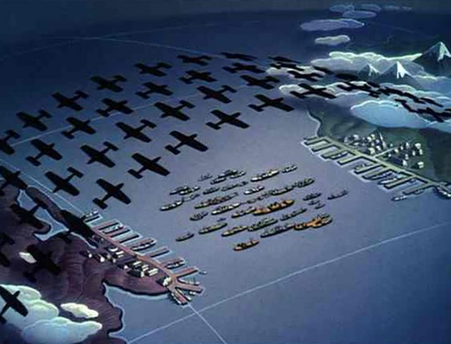 image Victoire airs Disney Poster Victory through air power