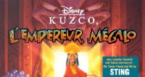 kuzco empereur megalo Disney bande originale soundtrack album emperor new groove