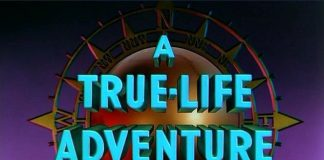 logo true life adventures disney pictures