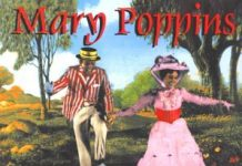 marry poppins Disney bande originale soundtrack album