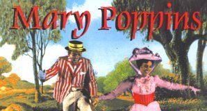 marry poppins Disney bande originale soundtrack album