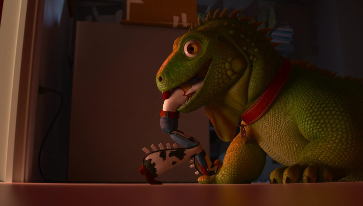 monsieur mister jones personnage character toy story angoisse motel terror disney pixar