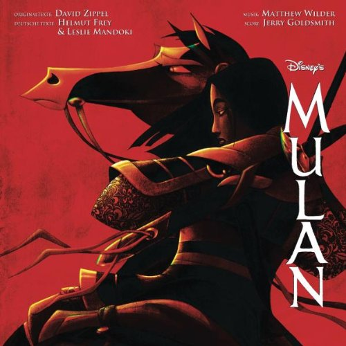 mulan Disney bande originale soundtrack album