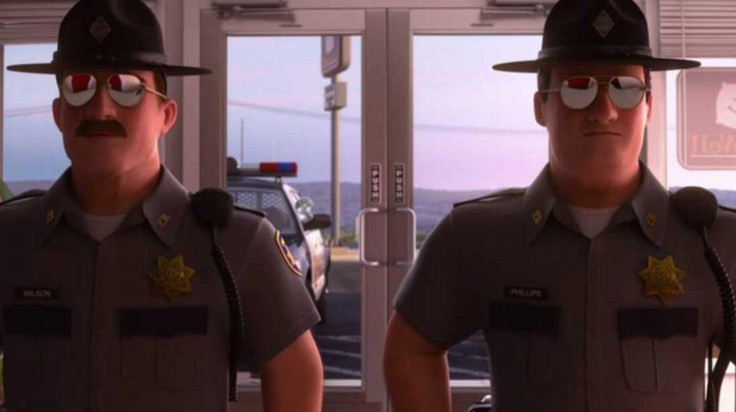 officier disney pixar toy story angoisse motel terror