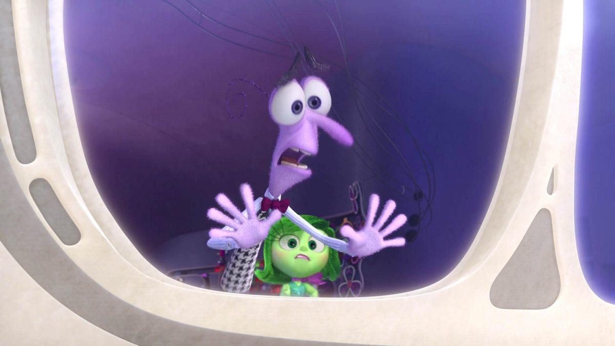 peur fear personnage character vice versa inside out disney pixar
